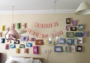 Beatrice Birthday Room Decorations