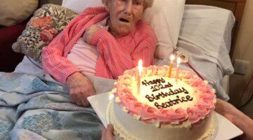 Beatrice Birthday Celebrations