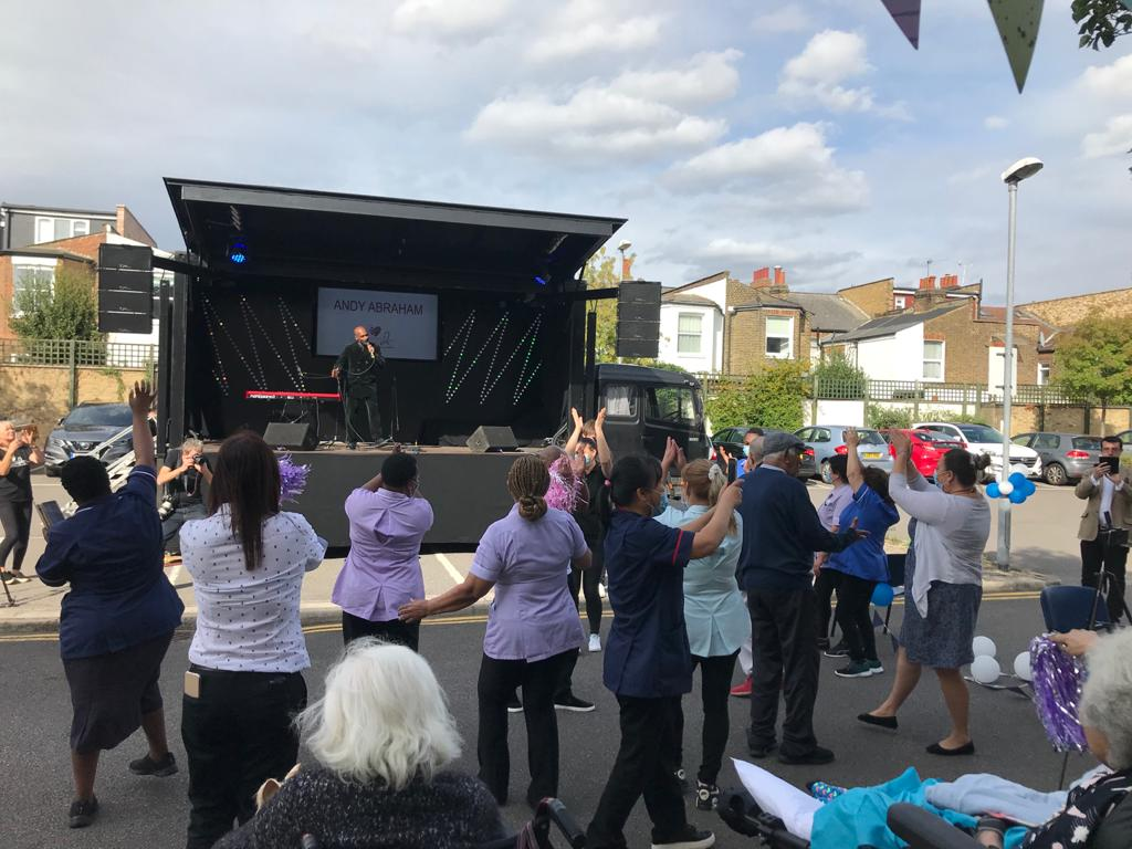Connect2You Comes To Acton