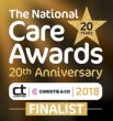 Lifetime Achievement in Care Award Finalist 2018