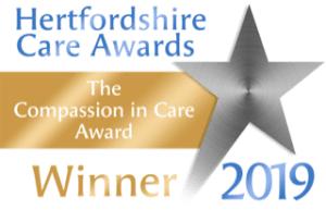 Compassion in Care AwardWINNER