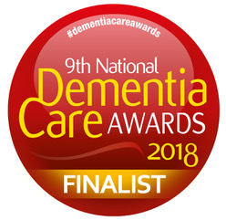The Dementia Care Personality Award Finalist 2018