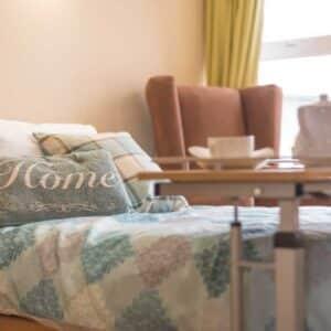 Drayton Village Care Centre Bedroom
