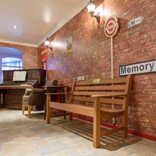 Heath Lodge Memory Lane