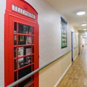 Queensway House Corridor
