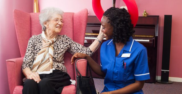 Gold Care Homes - Careers in Care - Equal opportunities