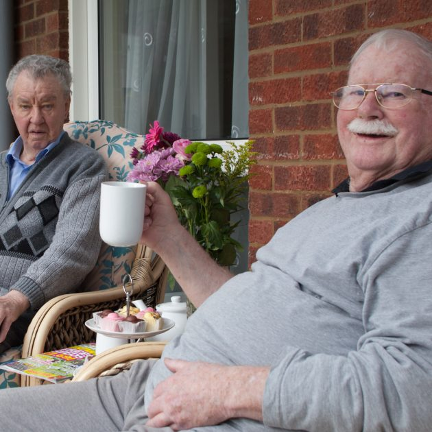 Martins House Residents