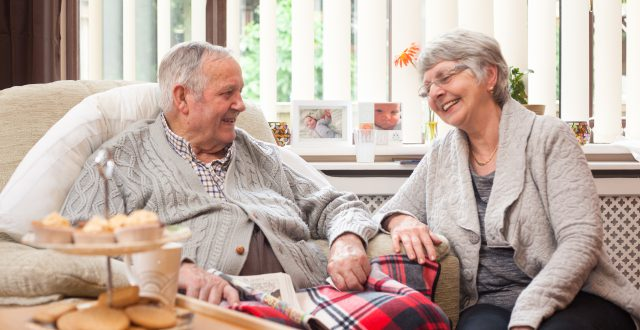 Gold Care Homes Residents