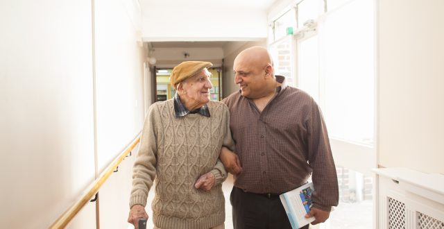 Gold Care Homes - Careers in Care - Development