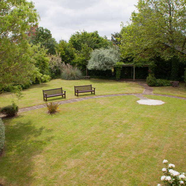 Bletchley House Gardens