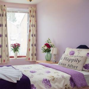 Burrows House Bedroom