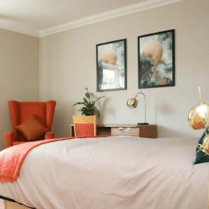 Queensway House Bedroom