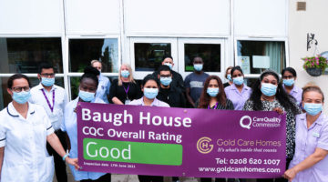 Baugh House Good Care Quality Commission